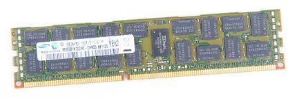 Samsung 8GB 2Rx4 PC3-10600R DDR3 Registered Server-RAM Modul REG ECC - M393B1K70CH0-CH9Q5