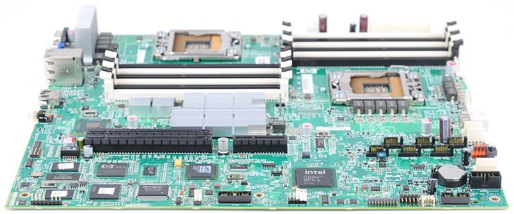 HP System Board / Mainboard Proliant SE1220 SE1120 G7 / SE316M1, SE326M1 - 583736-001 – Bild 3
