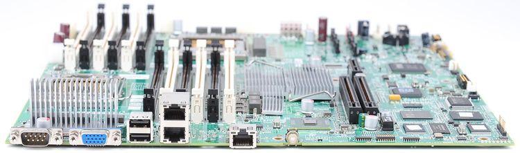 HP System Board / Mainboard Proliant SE1220 SE1120 G7 / SE316M1, SE326M1 - 583736-001 – Bild 2