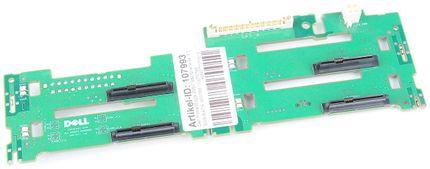 Dell PowerEdge 2950 Backplane 4x 3.5'' SAS/SATA WM766 / 0WM766