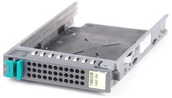"""Fujitsu 2.5"""" Hot Swap Hard Drive Caddy - A3C40092321"""