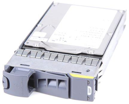 "NetApp 300 GB 10K FC 3.5"" Hot Swap Festplatte - X276A-R5 / 108-00083+A1 – Bild 1"