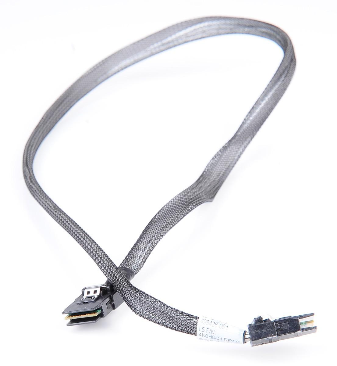 Hp Mini Sas Backplane Kabel Cable Dl380 G6 G7 Dl580 Dl585