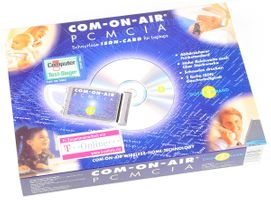 COM-ON-AIR DECT PCMCIA Karte TYP III - ComOnAir - dedected compatible