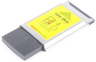 ASCOM voo:doo DECT PCMCIA Karte TYP III - COM-ON-AIR - dedected compatible