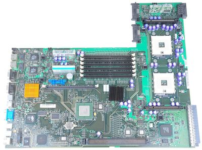 DELL System Board / Mainboard PowerEdge 2650 0K0710 / K0710