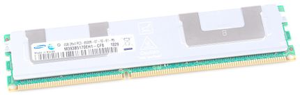 Samsung 4GB 2Rx4 PC3-8500R DDR3 Registered Server-RAM Modul REG ECC - M393B5170DZ1-CF8