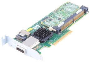 HP Smart Array P212 RAID Controller 6G SAS / 3G SATA mit 256 MB BBWC Cache, PCI-E - 462594-001 - low profile