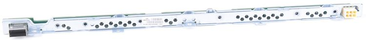 "HP 4x 2.5"" SAS Festplatten / Hard Disk Standard Bottom Backplane Board - ProLiant DL360 G6 / G7 - 532148-001 – Bild 2"