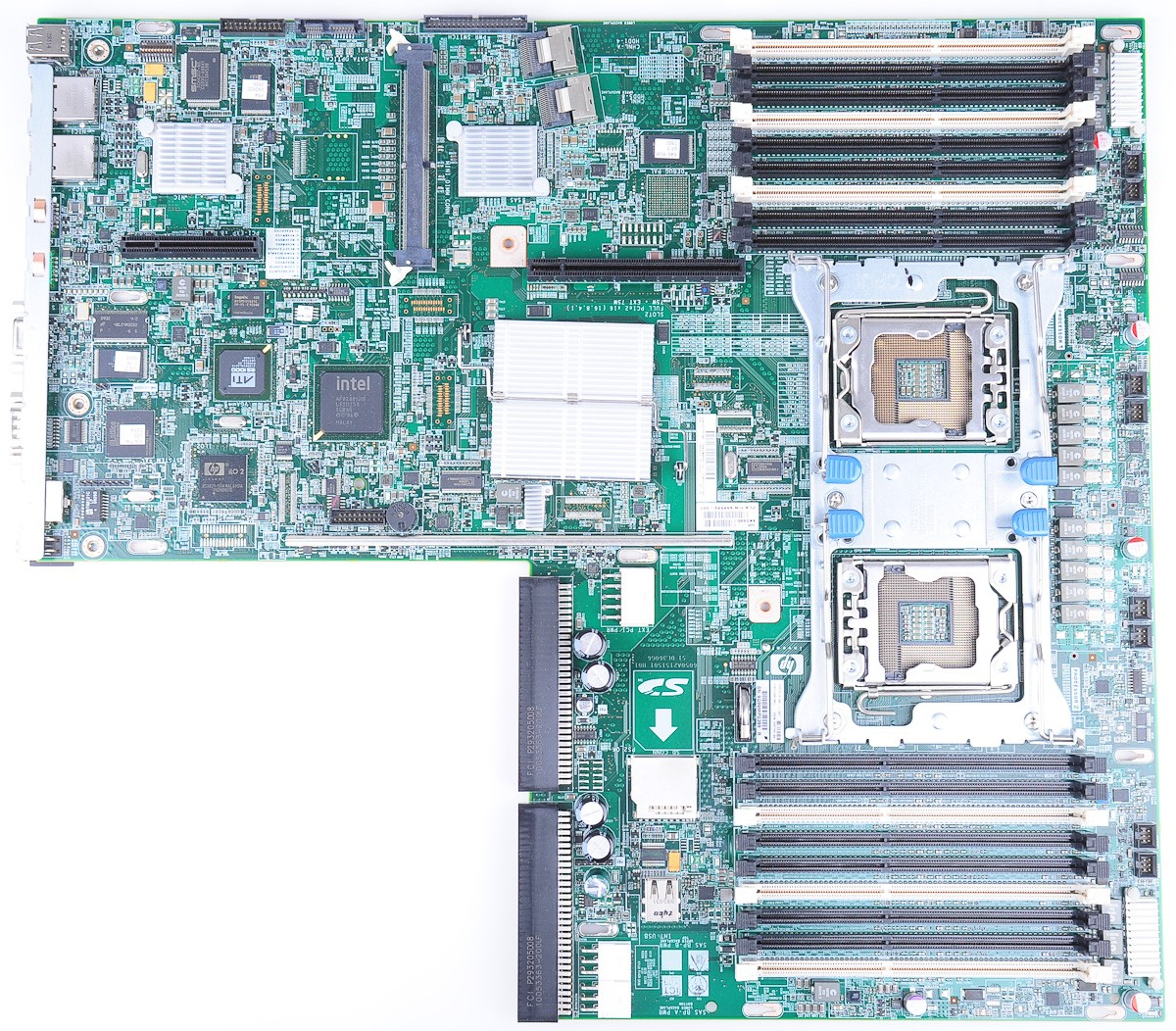 Details about Hp Motherboard/System Board Proliant DL360 G6 493799-001