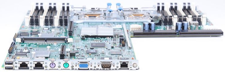 HP Mainboard / System Board ProLiant DL360 G6  493799-001 – Bild 2