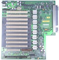 HP AB463-60001 AD295A RX3600 RX6600 PCI-X 2.0 I/O 10-SLOT BACKPLANE BOARD