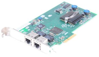 Dell / Intel Netzwerkkarte PCI-E Dual Port 10/100/1000 Mbit/s  XF111 / 0XF111