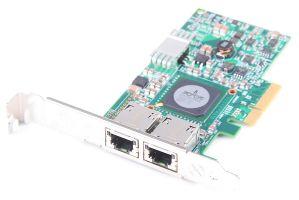 IBM Netxtreme II 10/100/1000 Mbit/s Netzwerkkarte PCI-E Dual Port 49Y4205