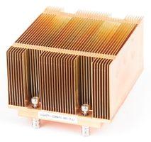 Intel CPU-Kühler 2U D36871-001 Passiv Heatsink Kupfer Socket 771