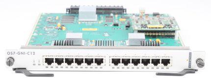 Alcatel OS7-GNI-C12 Modul für OmniSwitch