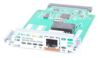 Cisco Modul WIC-1B-S/T-V3 ISDN BRI S/T