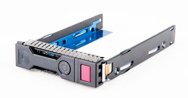 "HP 3.5"" LFF Smart Carrier SAS / SATA Hot Swap Rahmen / Disk Tray for Gen8 Gen9 Gen10 Server - 651314-001"