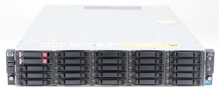 HP ProLiant SE326M1 Storage Server 2x Xeon L5630 Quad Core 2.13 GHz, 16 GB DDR3 RAM, 2x 146 GB SAS 10K