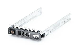 """DELL 2.5"""" SFF SAS / SATA Hot Swap Festplatten-Rahmen / Disk Tray - Generation 12 - 0KG7NR / KG7NR"""