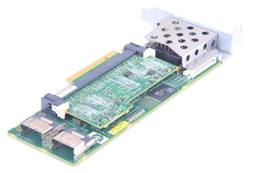 HP Smart Array P410 RAID Controller 6G SAS / 3G SATA - 512 MB BBWC Cache, PCI-E - 462919-001 - low profile – Bild 2