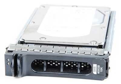 "Dell 400 GB 10K SAS 3.5""Hot Swap Hard Drive - ST3400755SS 0GY583 / GY583"