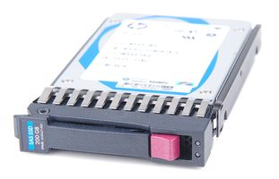 "HP 200 GB SAS SSD 2.5"" Hot Swap - 632627-001 / 632429-002"