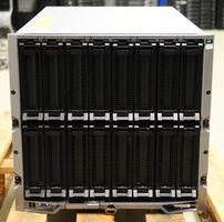 Dell PowerEdge M1000e BladeCenter 0NY095 / 0H352H inkl. 6x 2360 Watt Netzteil