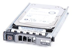 "Dell 146 GB 6G Dual Port 15K SAS 2.5"" Hot Swap Hard Drive - 0W328K / W328K"