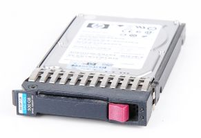"HP 500 GB 6G 7.2K SAS 2.5"" Hot Swap Hard Drive - 508009-001"