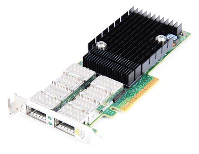 SUN ORACLE Netzwerkkarte 501-7283 X1027A-Z PCI-E Dual 10 Gbit/s - low profile