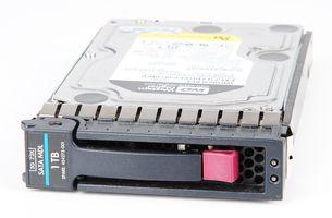 """HP 1000 GB / 1 TB 7.2K SATA 3.5"""" Hot Swap Festplatte - 454273-001"""