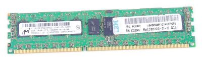 IBM 2GB 2Rx8 PC3-10600R DDR3 Registered Server-RAM Modul REG ECC - 44T1491