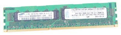 IBM 2GB 1Rx4 PC3-10600R DDR3 Registered Server-RAM Modul REG ECC - 44T1492