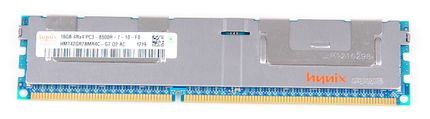hynix 16GB 4Rx4 PC3-8500R DDR3 Registered Server-RAM Modul REG ECC - HMT42GR7BMR4C-G7
