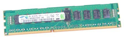 Samsung 4GB 1Rx4 PC3L-12800R DDR3 Registered Server-RAM Modul REG ECC - M393B5270DH0-YK0
