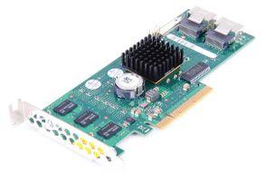 Fujitsu LSI1078 Adapter RAID Controller 3G SAS / 3G SATA - 512 MB Cache, PCI-E - D2516-D11 GS1 - low profile