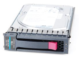 "HP 1000 GB / 1 TB 3G 7.2K SATA 3.5"" Hot Swap Festplatte / Hard Disk - 536648-001 / 536611-B21"