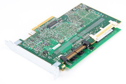 Dell 0XT257 / XT257 Perc5i SAS/SATA Raid Controller PCI-E 1950 2950 256 MB – Bild 2
