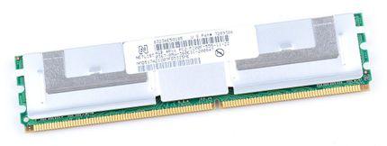 Netlist RAM Module PC2-5300F 4 GB 4Rx8 DDR2 FB-DIMM ECC
