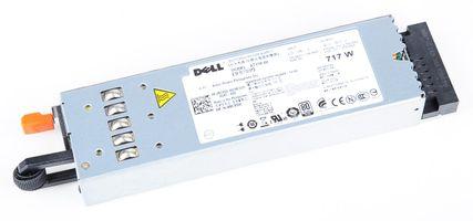 DELL 717 Watt Hot Swap Netzteil / Hot-Plug Power Supply - PowerEdge R610 - 0RCXD0 / RCXD0