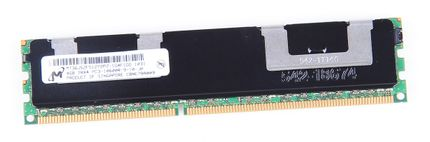 Micron 4GB 2Rx4 PC3-10600R DDR3 Registered Server-RAM Modul REG ECC - MT36JSZF51272PZ-1G4F1DD