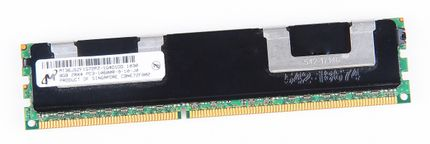 Micron 8GB 2Rx4 PC3-10600R DDR3 Registered Server-RAM Modul REG ECC - MT36JSZF1G72PZ-1G4D1DD