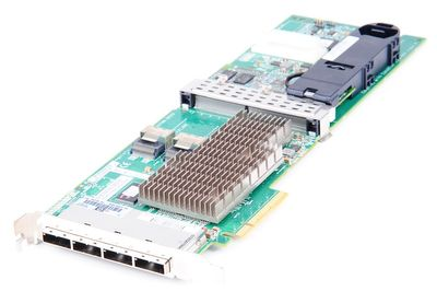 HP Smart Array P812 RAID Controller 6G SAS / 3G SATA mit 1 GB / 1024 MB FBWC Cache, PCI-E - 587224-001