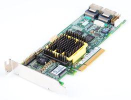 SUN ASR-5805 RAID Controller 3G SAS / SATA - 8-Port, 2x SFF-8087, PCI-E - 375-3536 - low profile