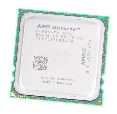 AMD Opteron 8346 HE Quad Core CPU 4x 1.6 GHz / 2 MB L3 Cache / Socket F 1207 - OS8346PAL4BGH