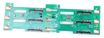 Fujitsu Siemens PRIMERGY RX300 S5 / S6 / S7 / S8 SAS Backplane 6x SAS / SATA - A3C40093251