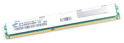 Samsung 8GB 2Rx4 PC3-8500R DDR3 Registered Server-RAM VLP Modul REG ECC - M392B1K70BM1-CF8