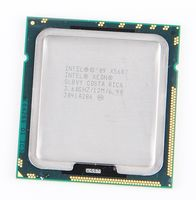 Intel Xeon X5687 Quad Core CPU 4x 3.60 GHz, 12 MB SmartCache, Socket 1366 - SLBVY
