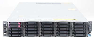 HP ProLiant SE326M1 Storage Server 2x Xeon X5670 Six Core 2.93 GHz, 16 GB DDR3 RAM, 2x 146 GB SAS 10K